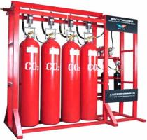高压二氧化碳气体自动灭火系统
