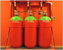 进口气体灭火设备